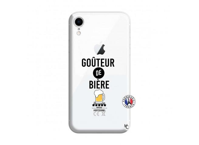 Coque iPhone XR Gouteur De Biere
