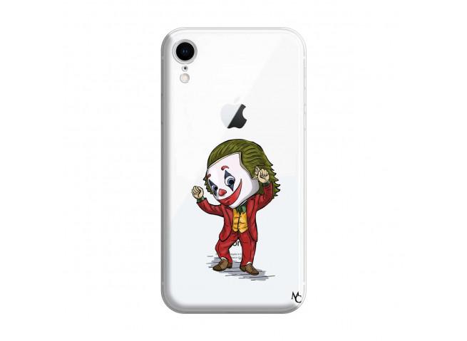 Coque iPhone XR Joker Dance
