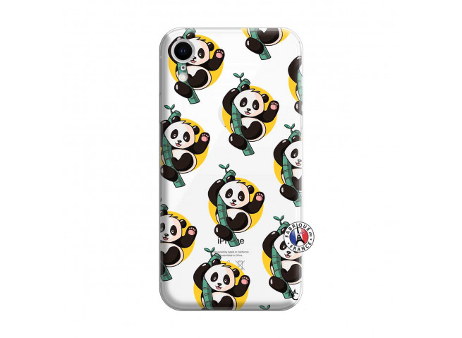Coque iPhone XR Pandi Panda