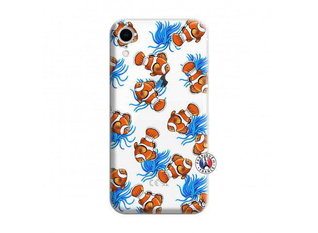 Coque iPhone XR Poisson Clown