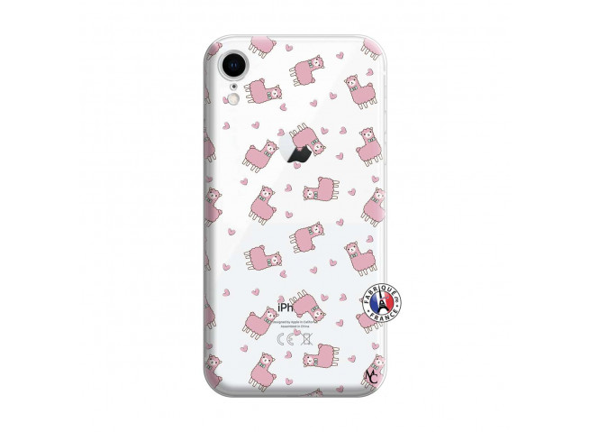 Coque iPhone XR Petits Moutons