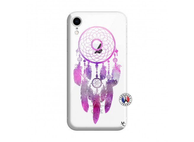 Coque iPhone XR Purple Dreamcatcher