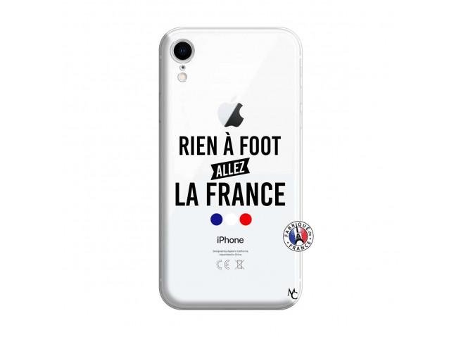 Coque iPhone XR Rien A Foot Allez La France