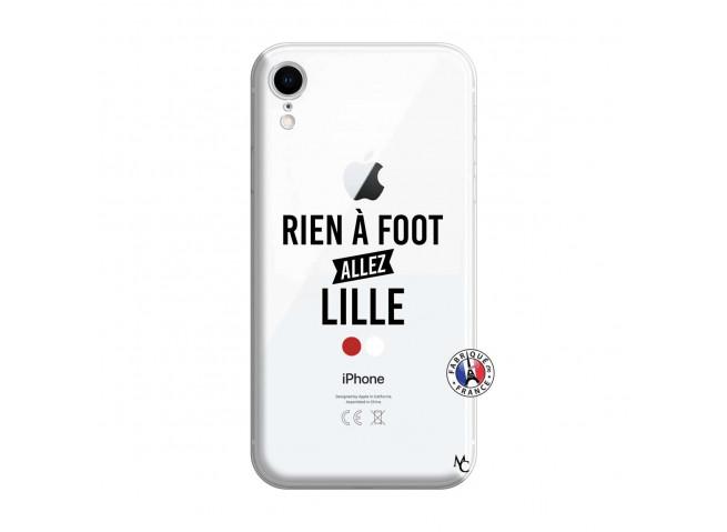 Coque iPhone XR Rien A Foot Allez Lille