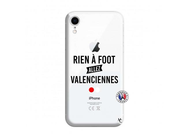 Coque iPhone XR Rien A Foot Allez Valenciennes