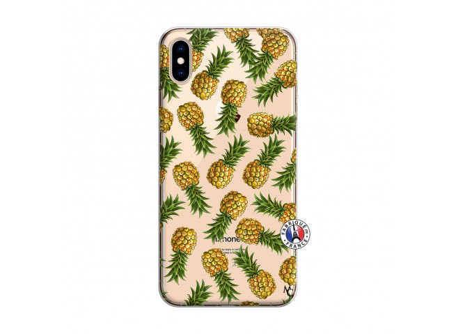 Coque iPhone XS MAX Ananas Tasia
