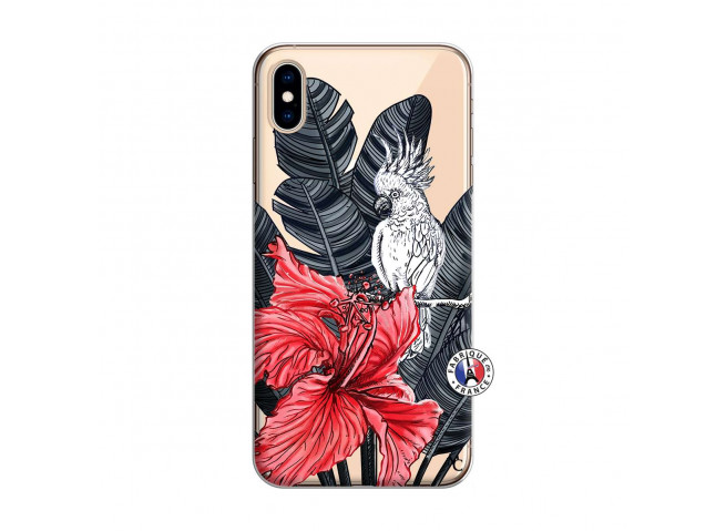 Coque iPhone XS MAX Papagal