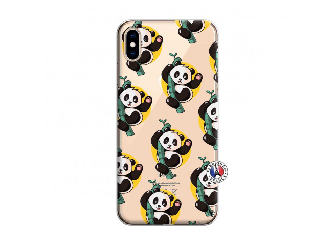 Coque iPhone XS MAX Pandi Panda