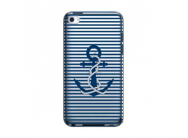 Coque iPod Touch 4 Ancre
