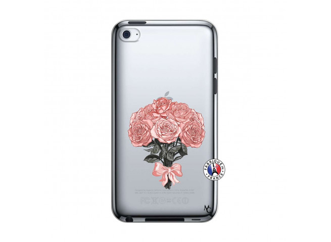 Coque iPod Touch 4 Bouquet de Roses