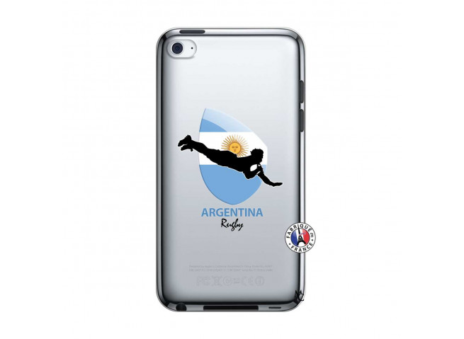Coque iPod Touch 4 Coupe du Monde Rugby-Argentina