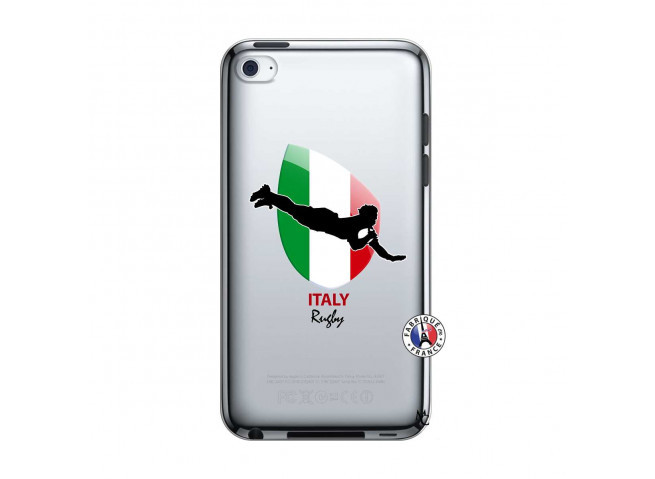 Coque iPod Touch 4 Coupe du Monde Rugby-Italy