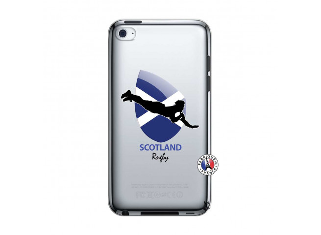 Coque iPod Touch 4 Coupe du Monde Rugby-Scotland