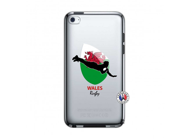 Coque iPod Touch 4 Coupe du Monde Rugby-Walles