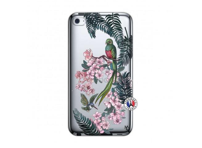 Coque iPod Touch 4 Flower Birds