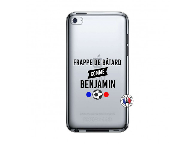 Coque iPod Touch 4 Frappe De Batard Comme Benjamin