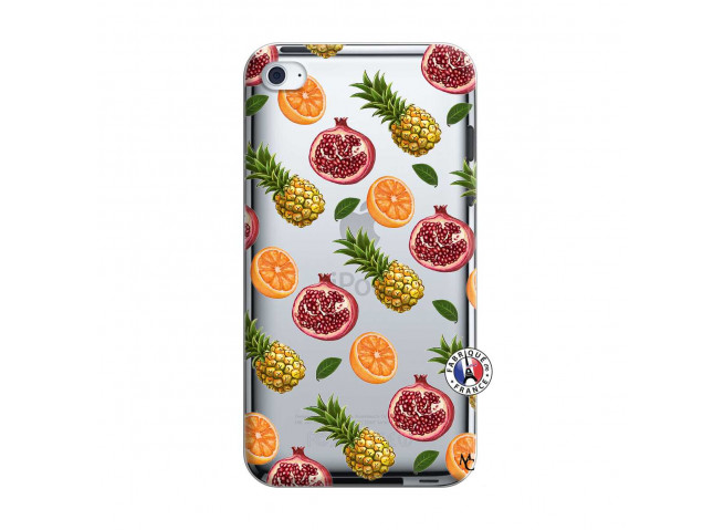 Coque iPod Touch 4 Fruits de la Passion