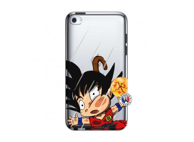Coque iPod Touch 4 Goku Impact