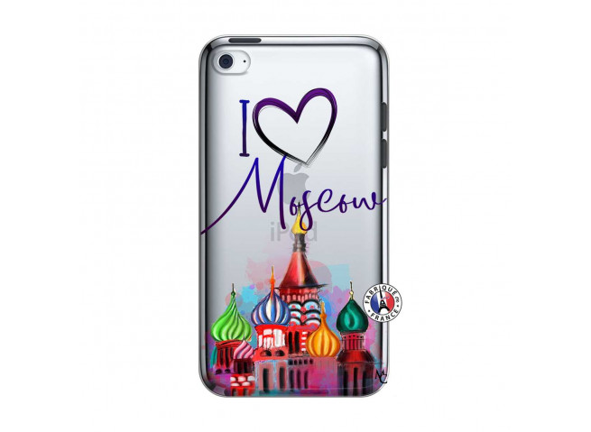 Coque iPod Touch 4 I Love Moscow