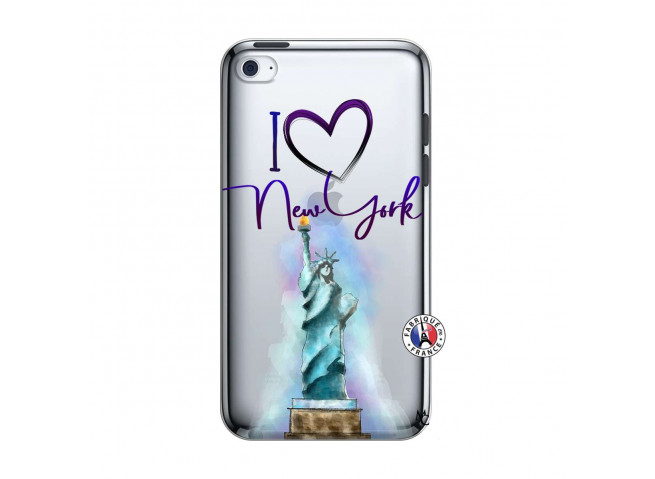 Coque iPod Touch 4 I Love New York