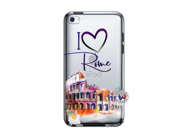 Coque iPod Touch 4 I Love Rome