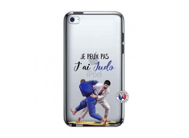 Coque iPod Touch 4 Je peux pas j'ai Judo