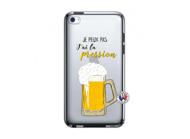 Coque iPod Touch 4 Je peux pas J'ai la Pression