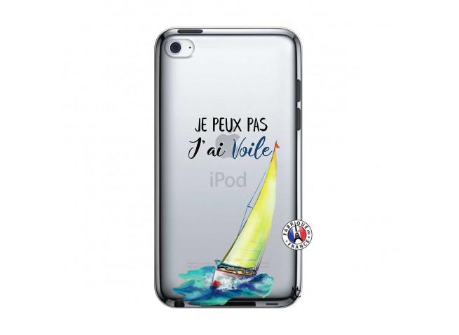 Coque iPod Touch 4 Je Peux Pas J Ai Voile
