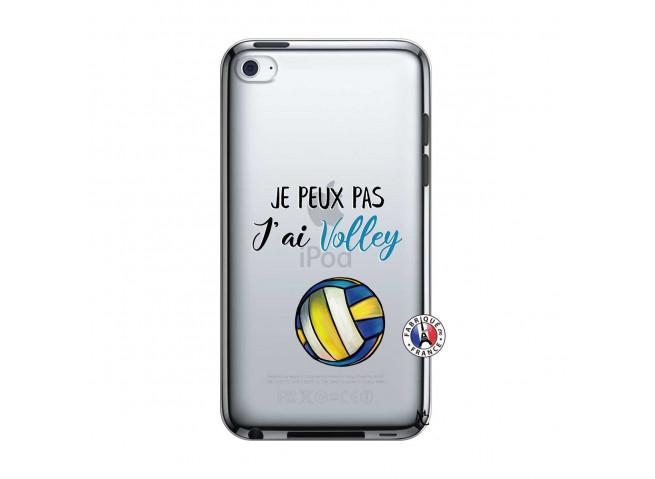 Coque iPod Touch 4 Je Peux Pas J Ai Volley