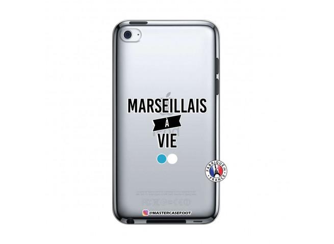 Coque iPod Touch 4 Marseillais à Vie
