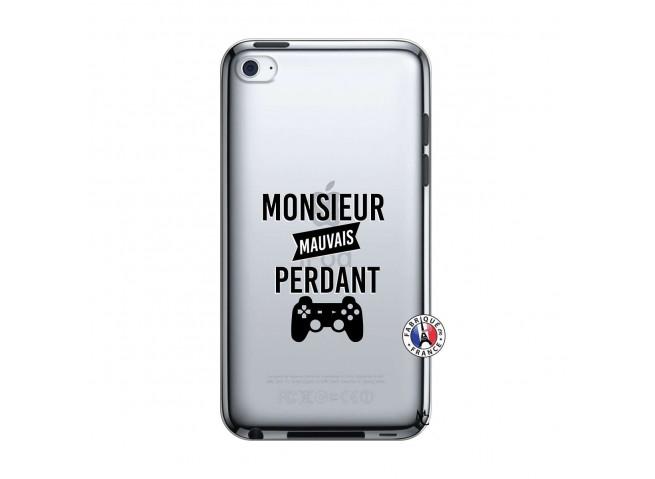 Coque iPod Touch 4 Monsieur Mauvais Perdant