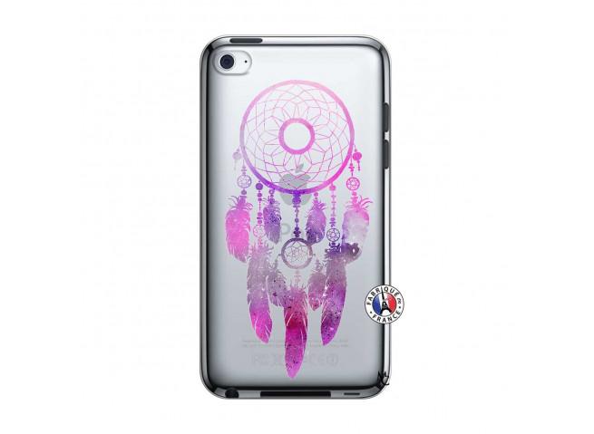 Coque iPod Touch 4 Purple Dreamcatcher