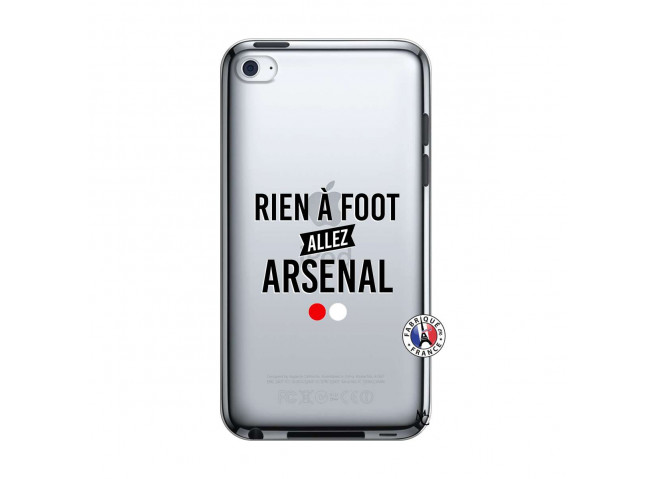 Coque iPod Touch 4 Rien A Foot Allez Arsenal