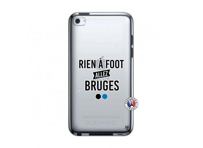 Coque iPod Touch 4 Rien A Foot Allez Bruges