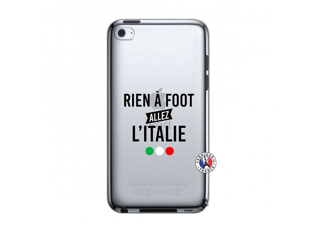 Coque iPod Touch 4 Rien A Foot Allez L'Italie
