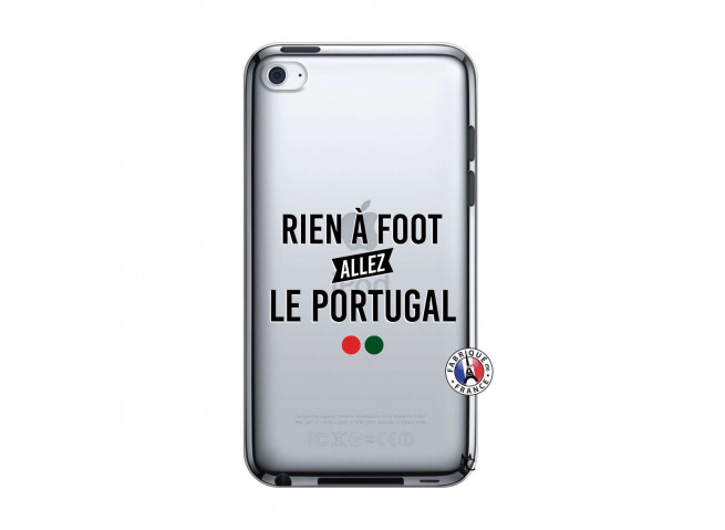 Coque iPod Touch 4 Rien A Foot Allez Le Portugal