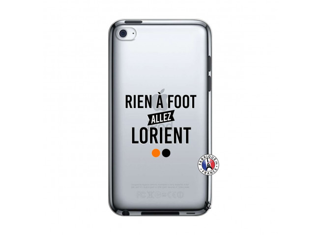 Coque iPod Touch 4 Rien A Foot Allez Lorient