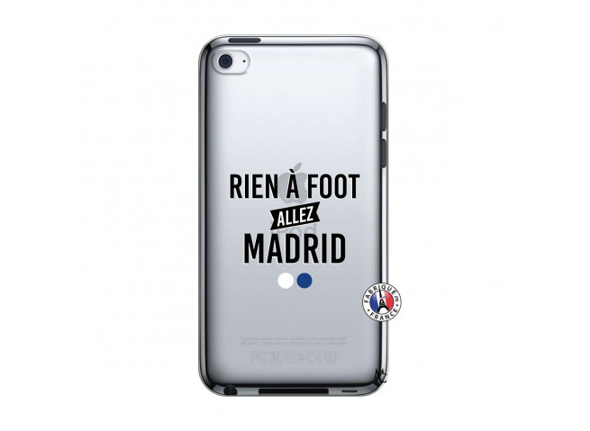 Coque iPod Touch 4 Rien A Foot Allez Madrid