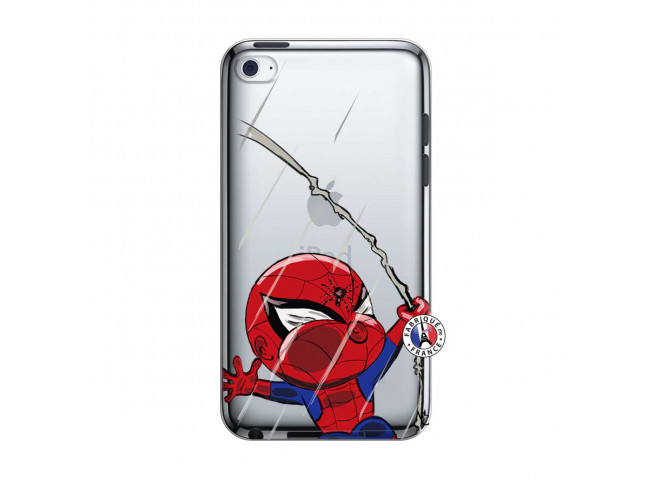 Coque iPod Touch 4 Spider Impact