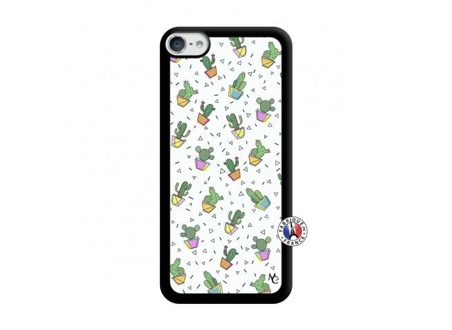 Coque iPod Touch 5/6 Le Monde Entier est un Cactus Noir