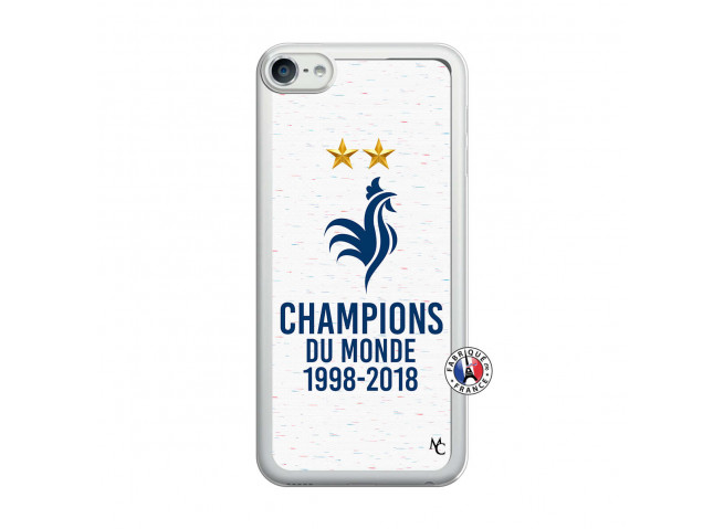 Coque iPod Touch 5/6 Champion Du Monde Translu