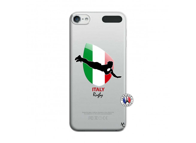 Coque iPod Touch 5/6 Coupe du Monde Rugby-Italy