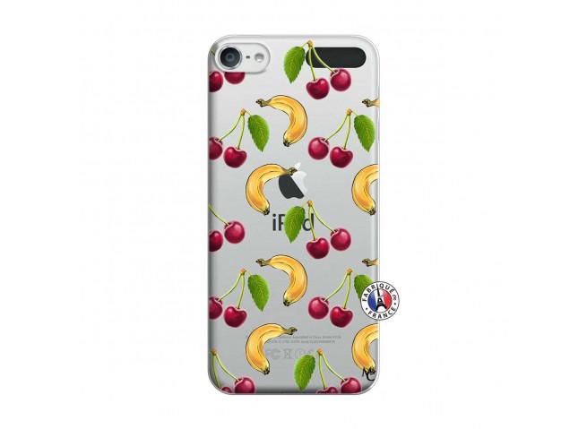Coque iPod Touch 5/6 Hey Cherry, j'ai la Banane