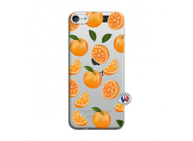Coque iPod Touch 5/6 Orange Gina