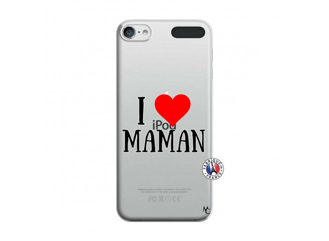Coque iPod Touch 5/6 I Love Maman