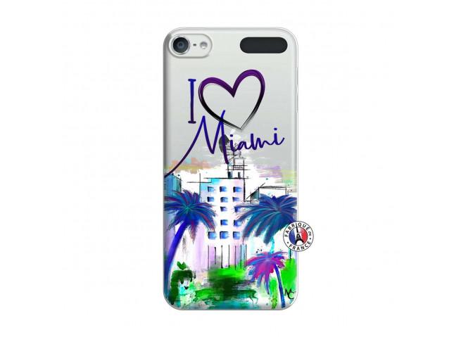 Coque iPod Touch 5/6 I Love Miami