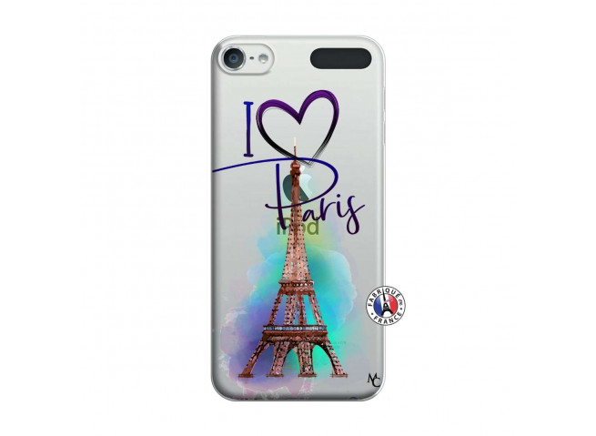 Coque iPod Touch 5/6 I Love Paris