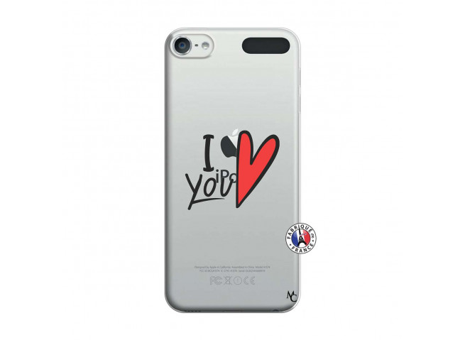 Coque iPod Touch 5/6 I Love You