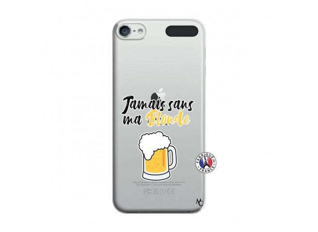 Coque iPod Touch 5/6 Jamais Sans Ma Blonde