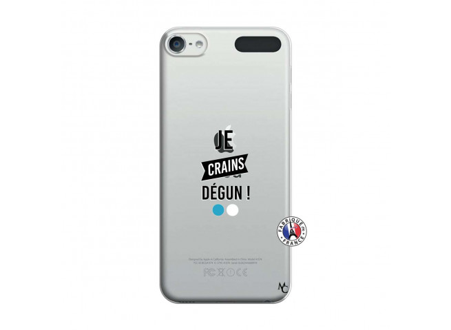 Coque iPod Touch 5/6 Je Crains Degun